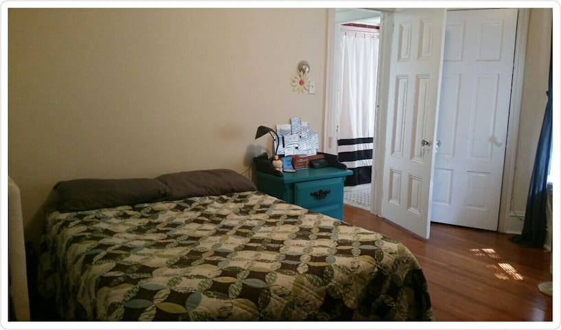 Large Private Room - Philadelphia - Byt