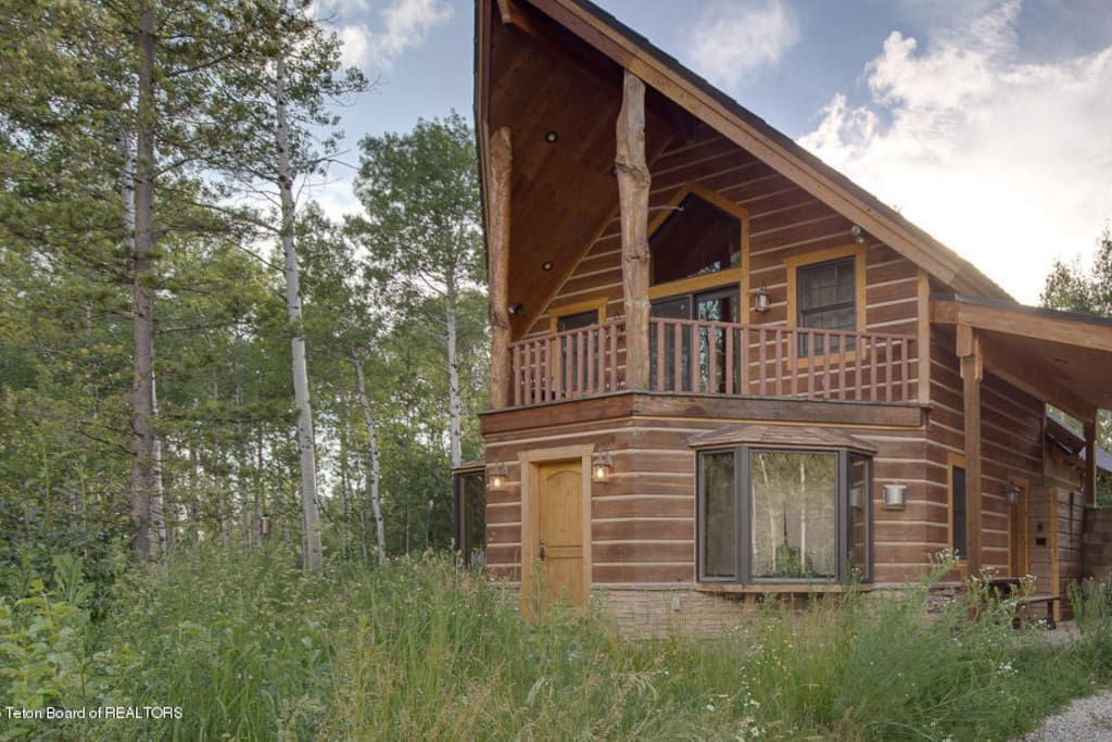 Eureka lodge case in affitto a tetonia idaho stati uniti for Jackson wyoming alloggio cabine