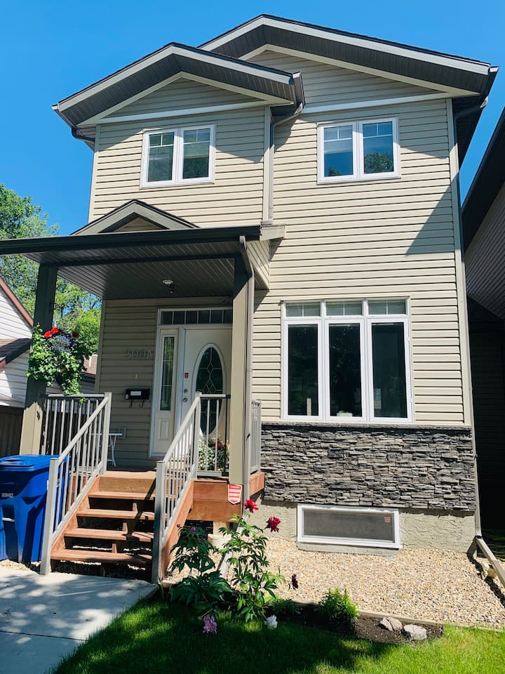 Cozy, private basement suite close to UofS