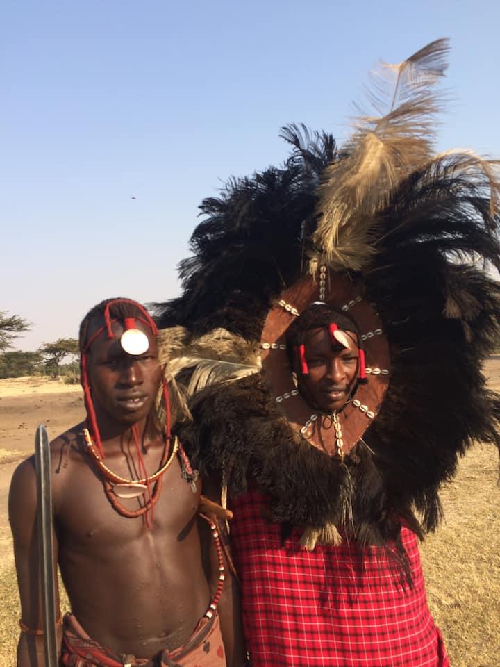 NGOSWANI LION HOMESTAY &CAMP SITE