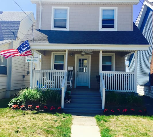 Fantastic Pt Pleasant Beach House - Point Pleasant Beach - Hus