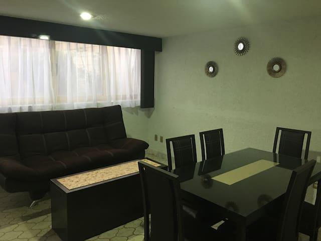 Apartamento en Zona Norte Lindavista