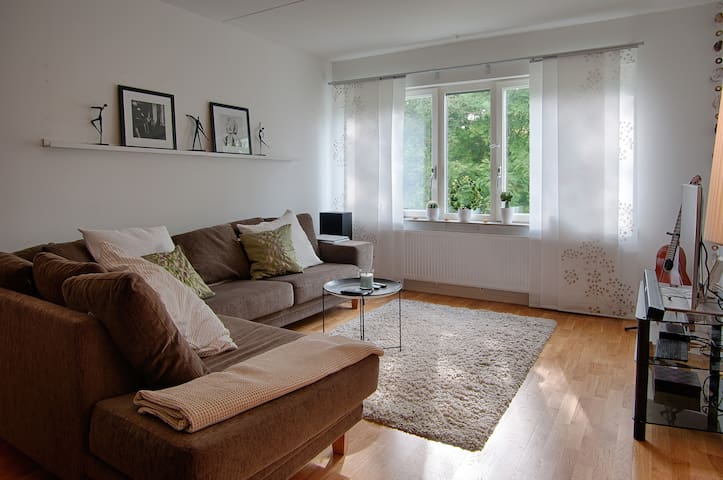 A nice place to stay in Stockholm - Stockholm - Appartement