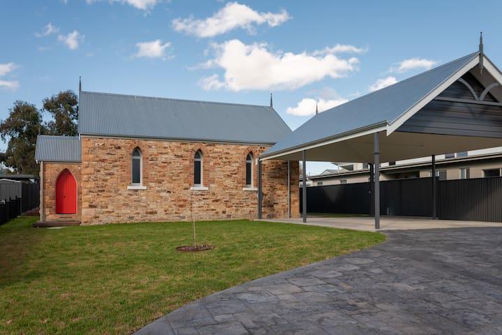 St Andrew's Presbyterian Church at Rylstone