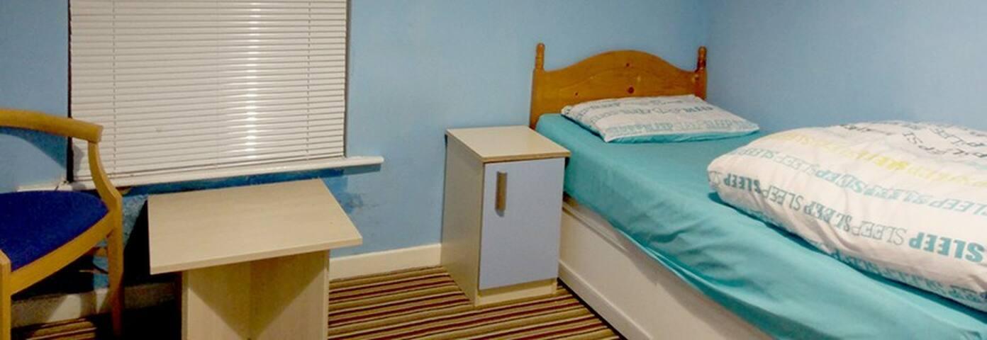 Low Priced Single Bedroom Near City Centre