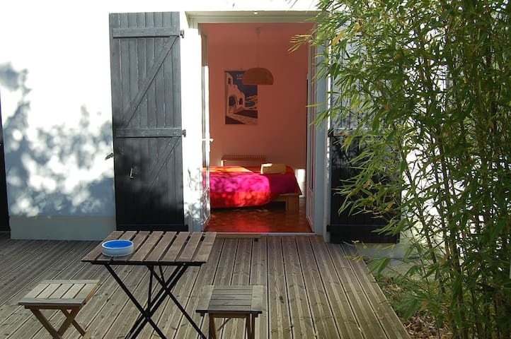 Chambre avec SDB/WC privés-Rangueil