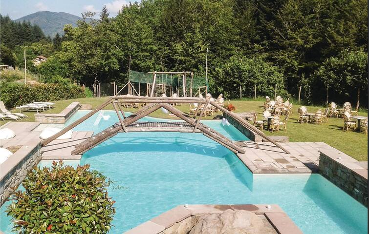 Holiday apartment with 1 bedroom on 45m² in Montepiano (PO)