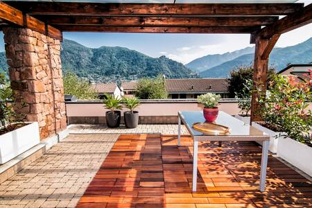 Holiday apartment on Lugano Lake  - Cuasso al Monte - 公寓