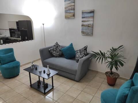 ❤❤Linda y acogedora casa en Residencial Arizona❤❤