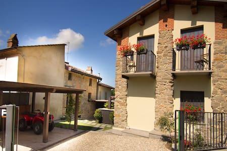casa vacanze - FORTUNAGO - Annat