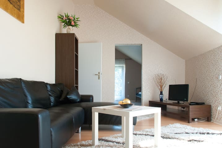 Wohnung Messe nähe 2 Schlafzimmer  - Cologne - Apartment