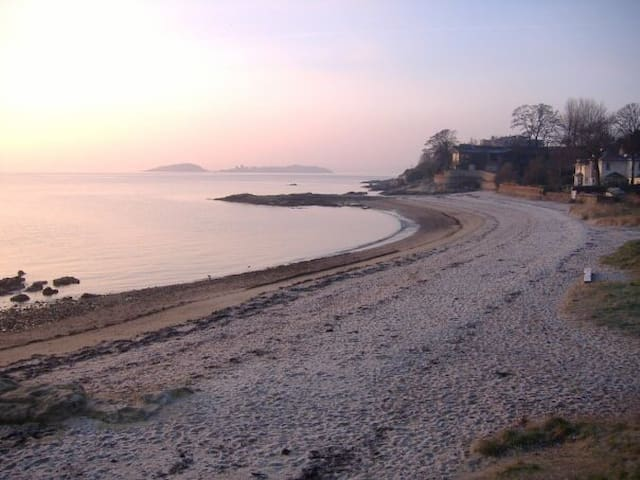 Seaside 1 bed flat near Edinburgh - Aberdour