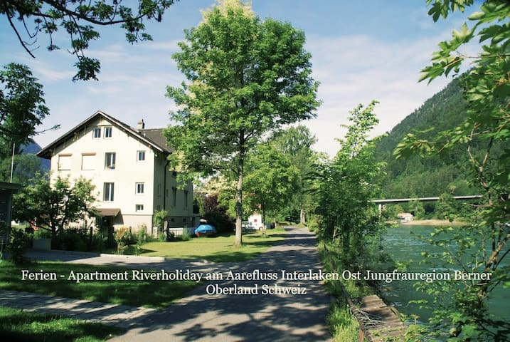 Holiday - Apartment Riverholiday Interlaken - Interlaken - Apartamento