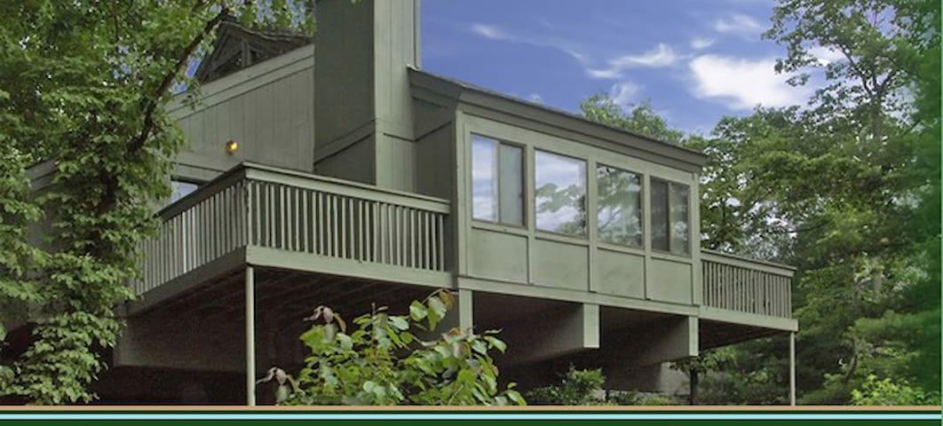 Big Canoe Resort Cabin- - Jasper - Huis