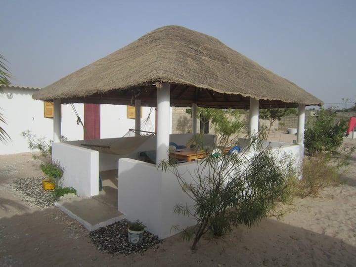 Maison de vacances à 500 m de la plage