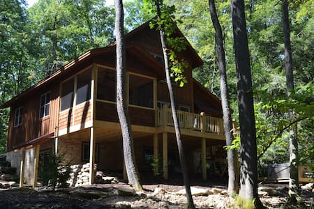 Spectacular Chalet with Rave Reviews! Lake access!