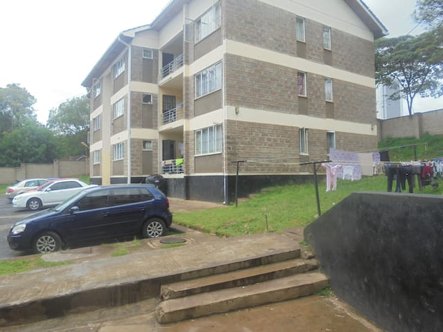 Spacious Upper Hill Apartments - Nairobi