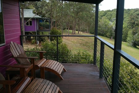 Paradise One- Byron Hinterland - Coorabell - Bed & Breakfast