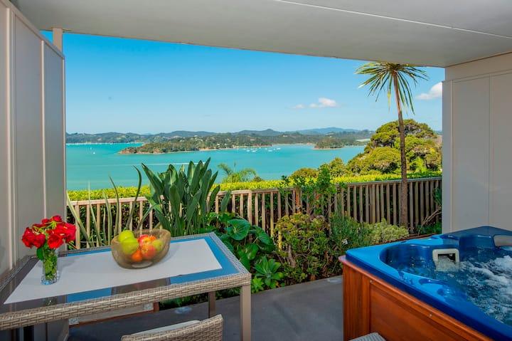 Tarltons Lodge Sea View Room #2