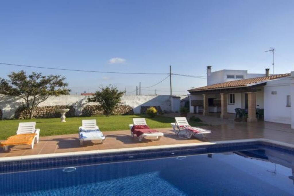 Villa Rent Ciutadella Menorca