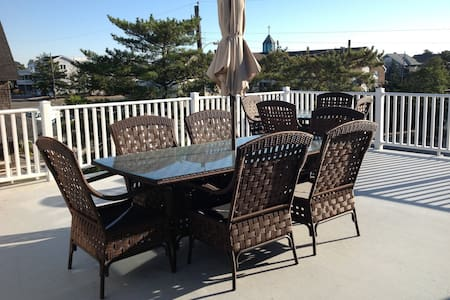 Best Location on LBI - Beach Haven! - Beach Haven
