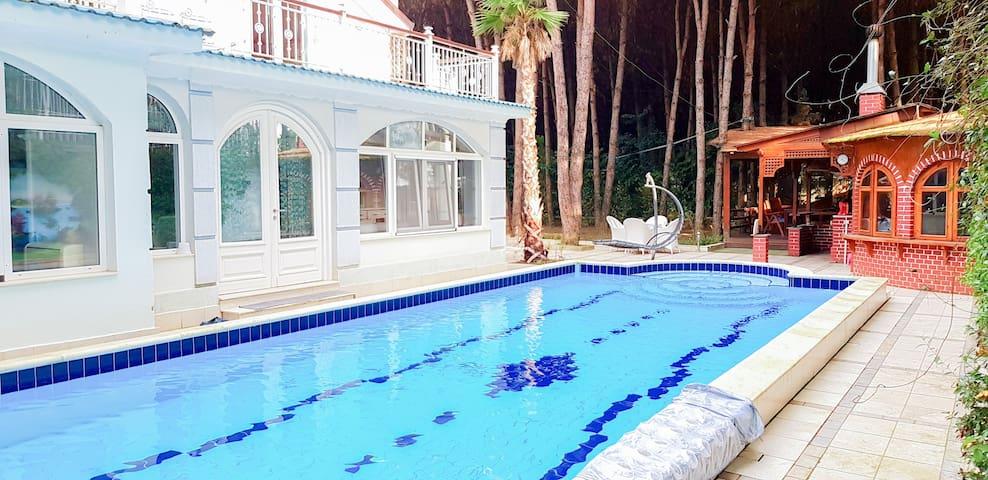 Great Villa near the sea