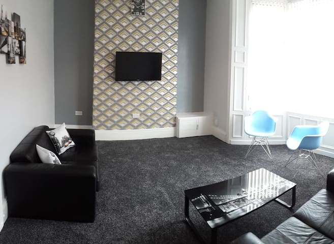 5 Bed Luxury House in The Heart of Middlesbrough - Middlesbrough - Дом