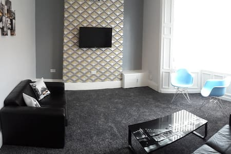 5 Bed Luxury House in The Heart of Middlesbrough - Middlesbrough - Haus