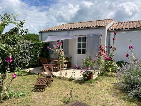 Красивый дом для отдыха в Saint Denis d 'Oléron