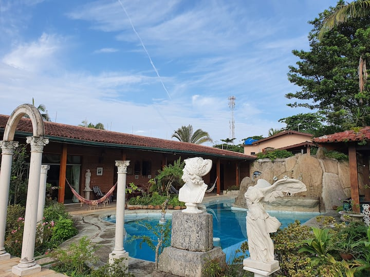 Pernambuco Club House, Suite 4