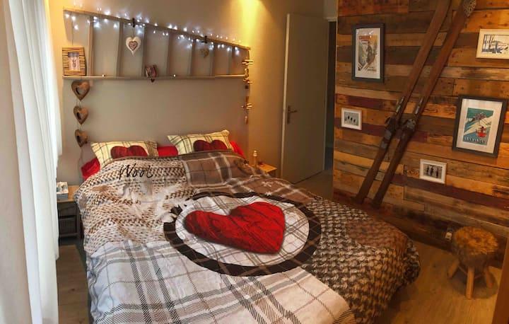 Appartement lumineux et spacieux à Molsheim
