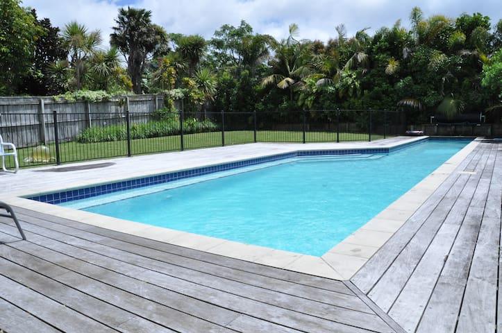 Devonport Resort Heated Pool & Spa