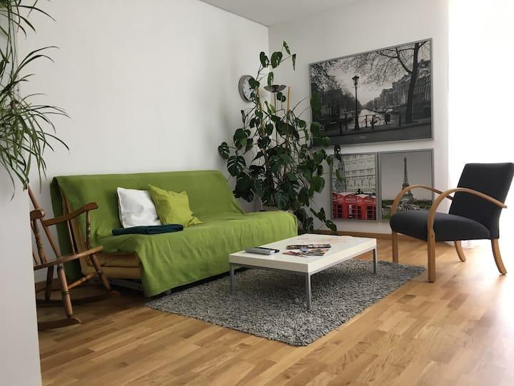 Gemütliches Appartement Nähe MedUni - 75qm