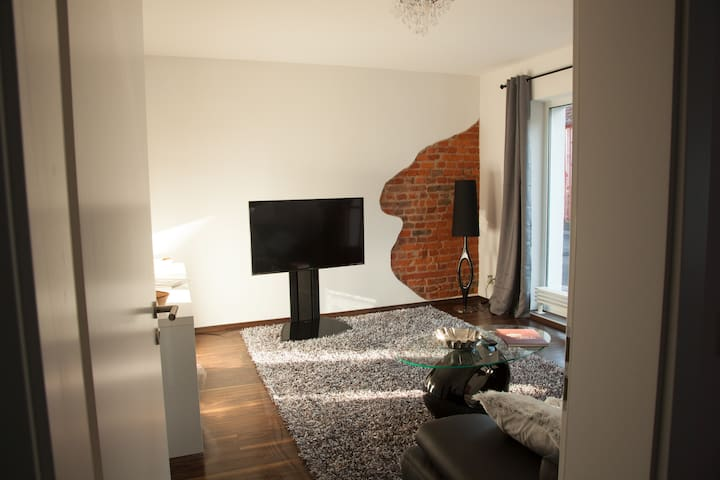 Tasteful ground floor apartment in bakery - Fulda - Talo