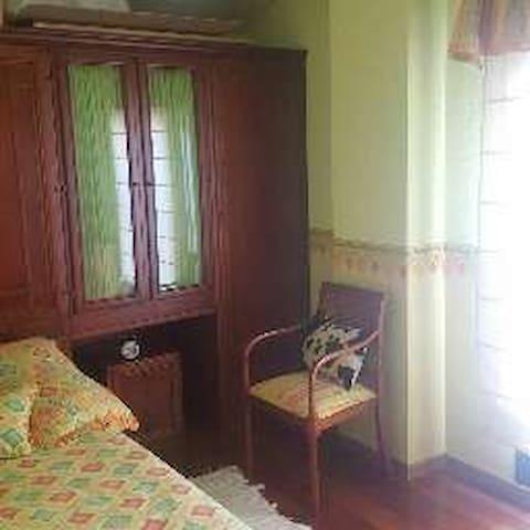 Habitacion en piso compartido en centro Soria - Soria - Apartemen