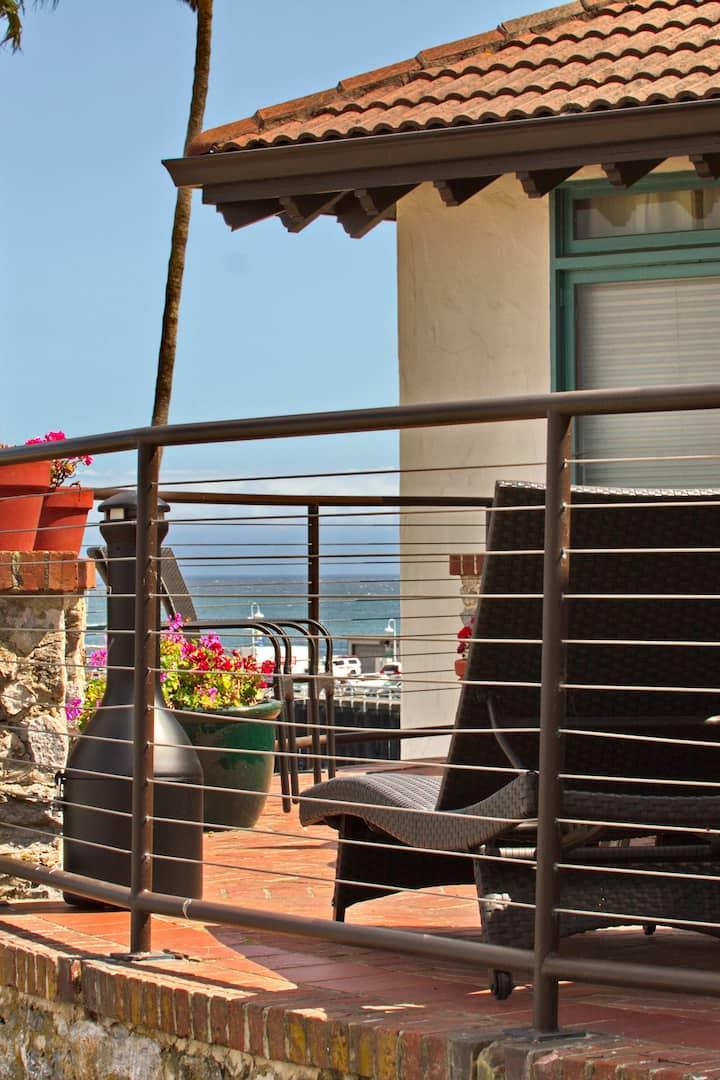 Casablanca Inn - Santa Cruz, King - Ocean View