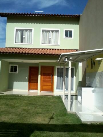 Casa Duplex em Praia Grande para temporada.