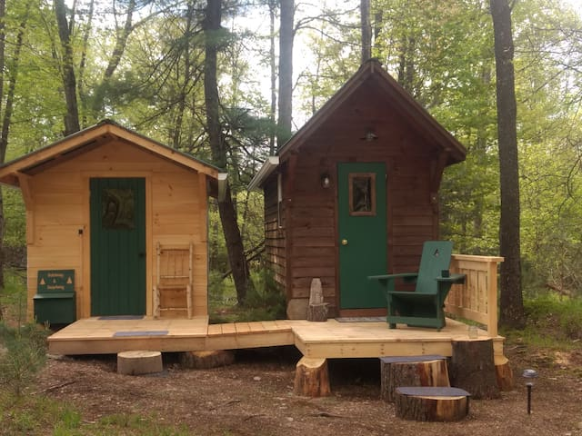 Hideaway Tiny house