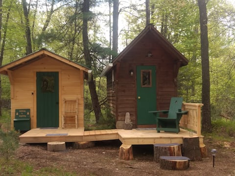 Hideaway Tiny house
