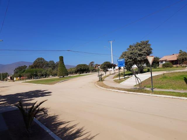 calle La Fragata