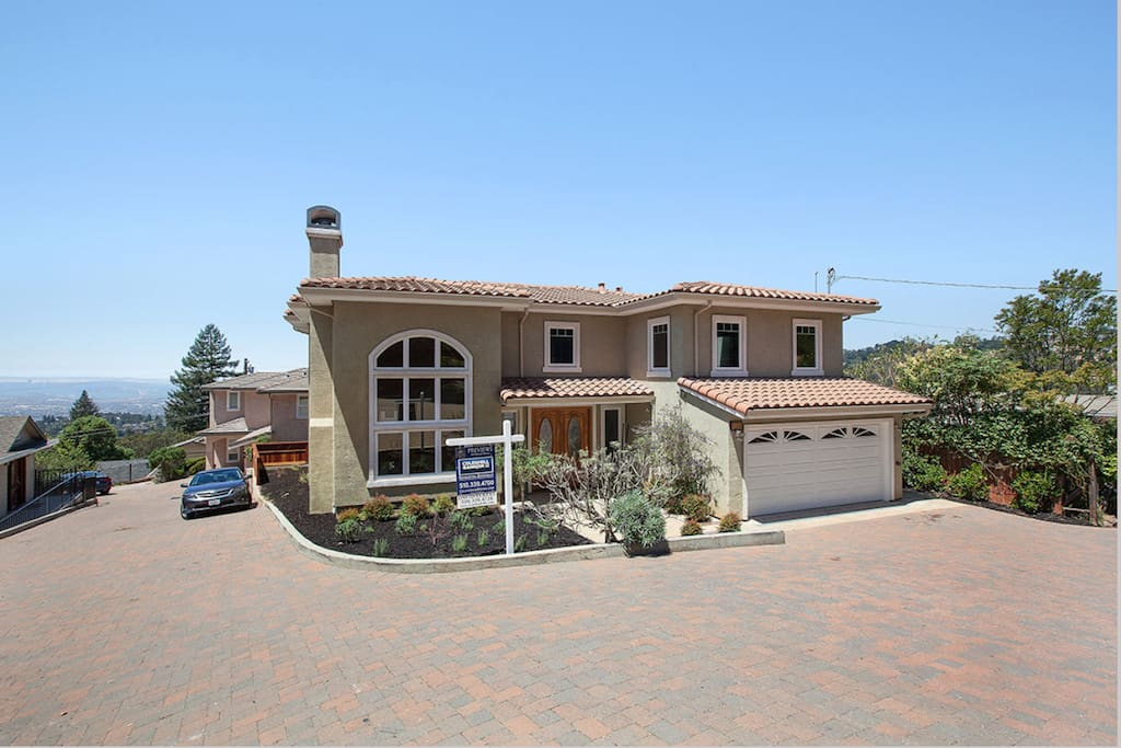 Georgeous and spacious montclair home houses for rent in 3 bedroom house for rent in oakland ca