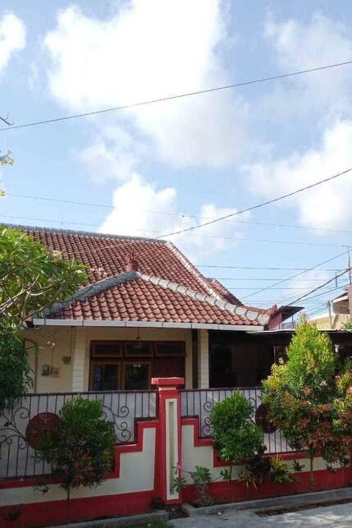 Rumah Ceria, comfortable home in Residential area