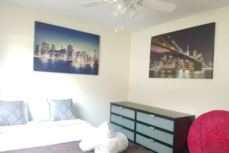 Cozy private room in Altamonte - 阿尔塔蒙特斯普林斯(Altamonte Springs) - 独立屋