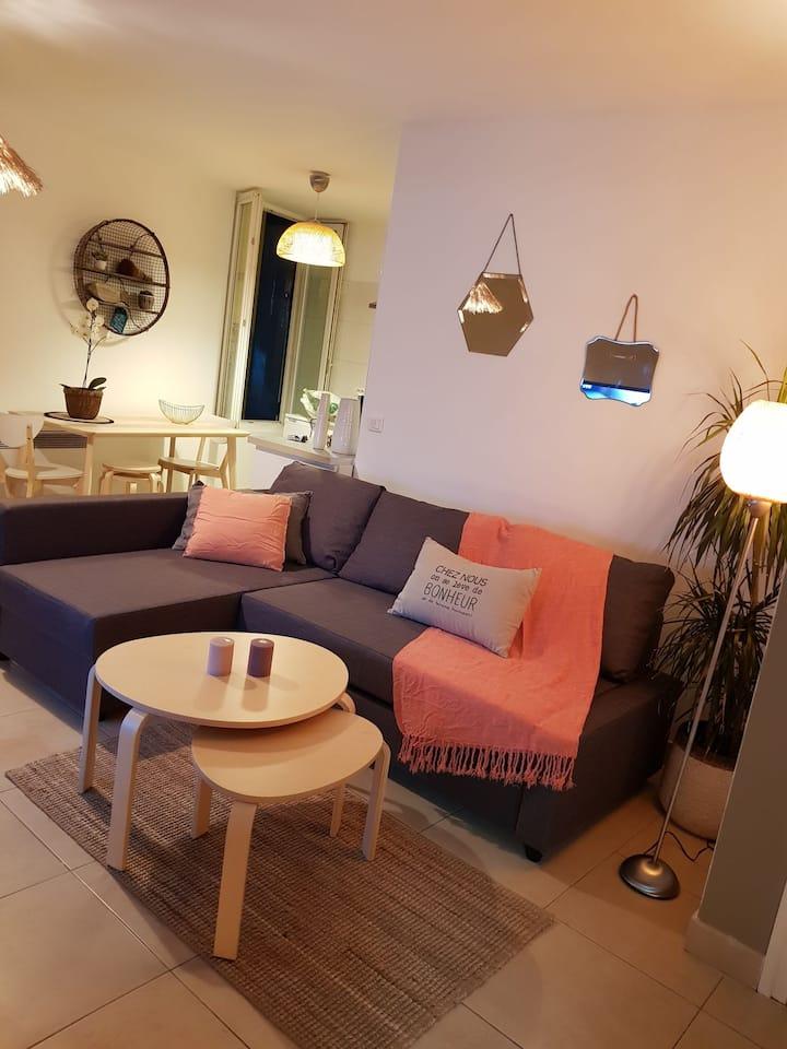 Appartement coeur de village charmant