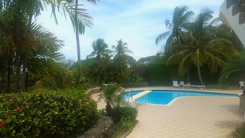 Gated private villa minutes from airport and town - Charlotte Amalie West - Vila