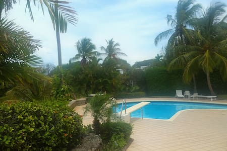 Gated private villa minutes from airport and town - Charlotte Amalie West