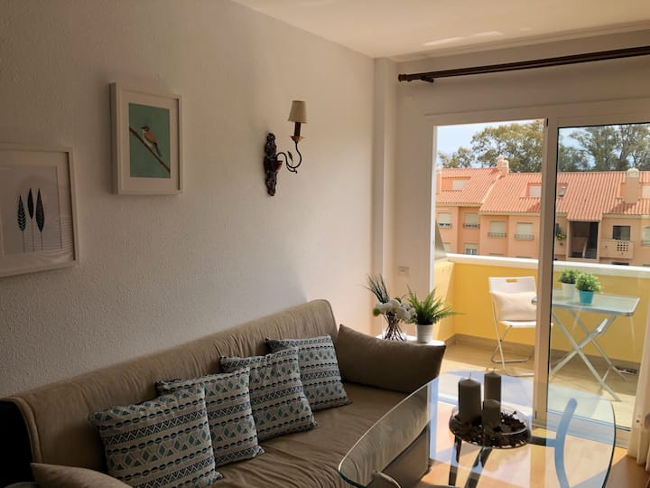Amazing duplex in Cabopino ideal for couples