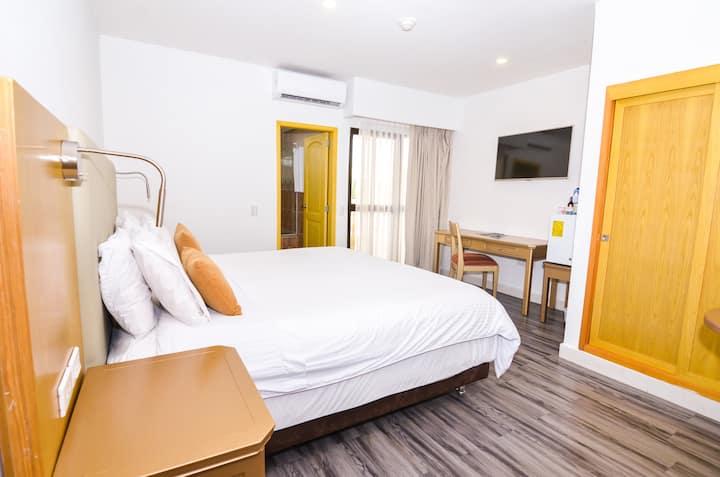 Habitación 404 -Hotel American golf