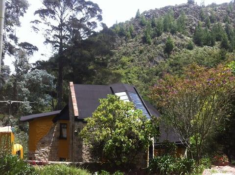 El Guaira, Lugar fantastico en  las montanas wi-fi
