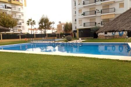 Apartamento La Antilla 100 mt playa - Lepe - Daire